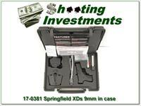 Springfield Armory XDs 9mm in box!
