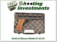 Smith & Wesson Model 41 7in barrel!