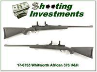 Whitworth Interarms 375 H&H The African by Paul Jaeger