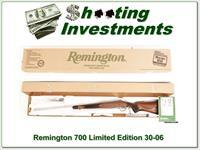 Remington 700 Limited Production 100 Years of 30-06!