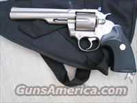 Colt MKIII Trooper 22 Mag E-Nickel 6-Inch