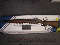 Springfield Armory M1A Scout Walnut
