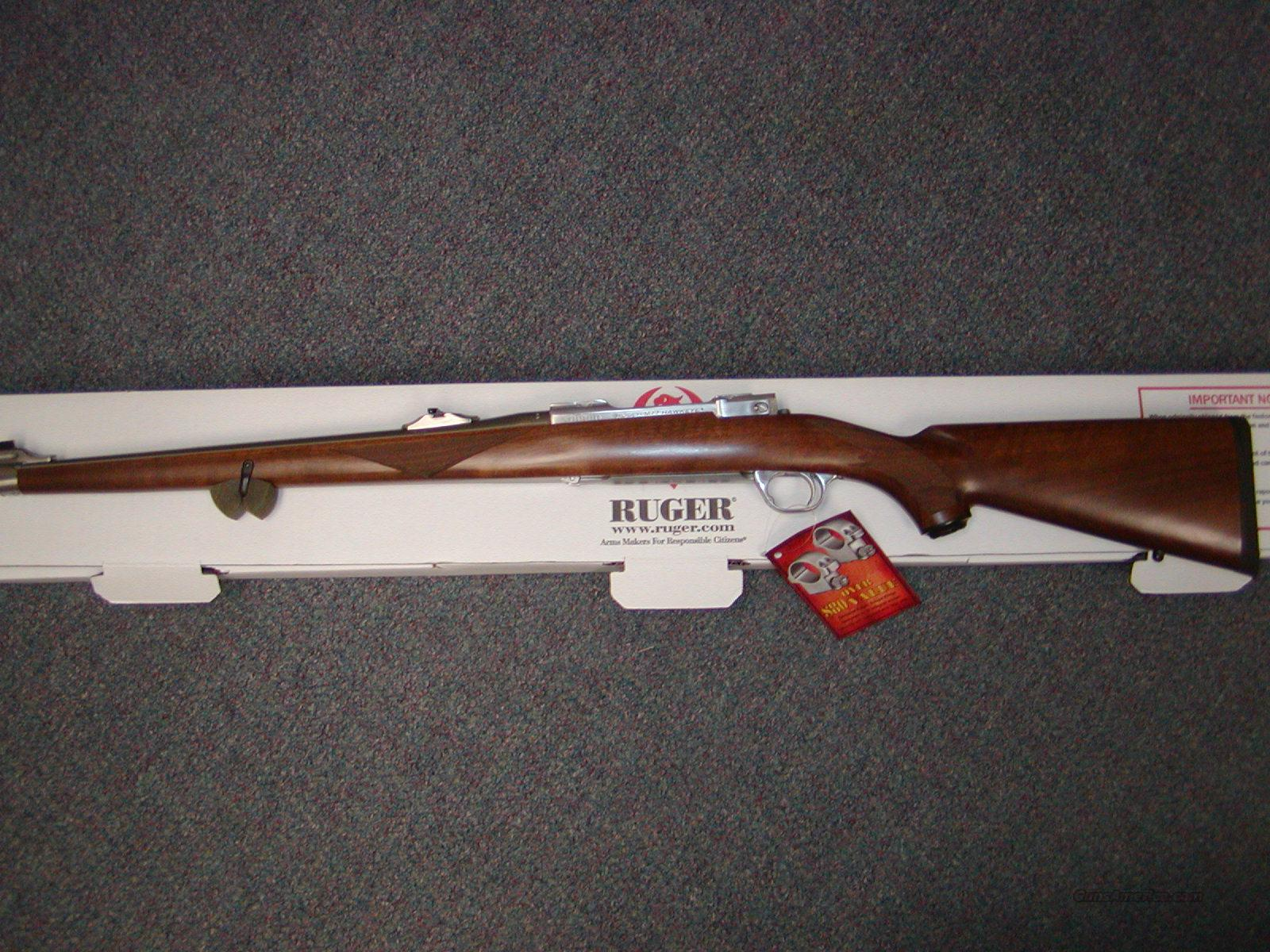 Ruger M77 MkII RSI 7x57 SS