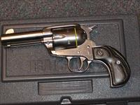 "Ruger Birdshead Vaquero .45acp 3.75""  Stainlesss"