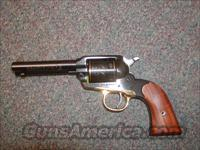 "Ruger Bearcat ""50th Anniversary"" .22lr"
