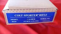 Original Factory Box COLT AR-15 Carbine R6530 w manual accessories