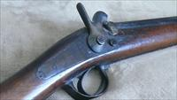 Belgian-made  French pattern Civil War Musket,  converted to  12 ga. Shotgun