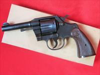 "COLT Commando  NIB  US Marked  WWII  4"" .38 Spl WW2 1944"