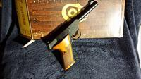 "COLT HUNTSMAN 3rd Series Blued .22 LR Semi-Auto 4 1/2"" bbl. Pistol - ""Old/New Condition"" (Collectible) - 1 Owner"