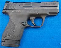 SMITH AND WESSON M&P SHIELD 9 MM
