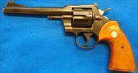 COLT OFFICERS MODEL MATCH 38SPL (MFG 1967)
