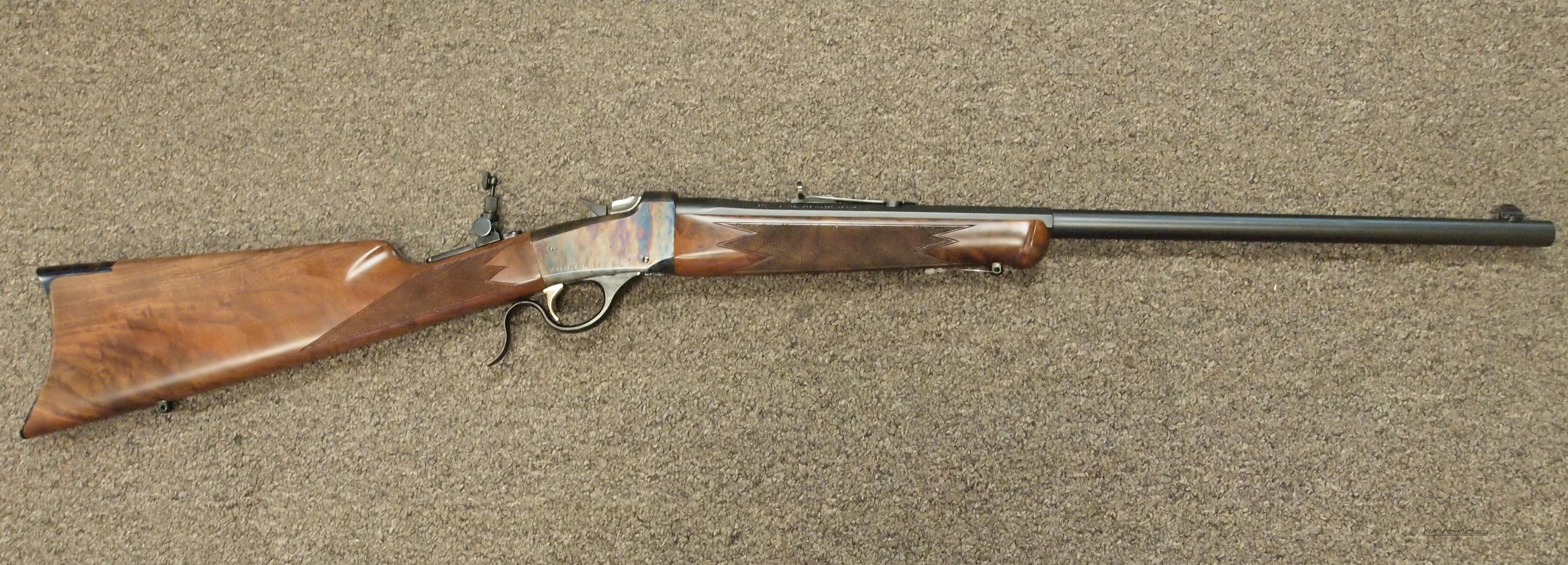 Browning 1885 Low Wall Traditional Hunter 45 Lo... for sale