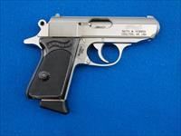Walther PPK SS .380