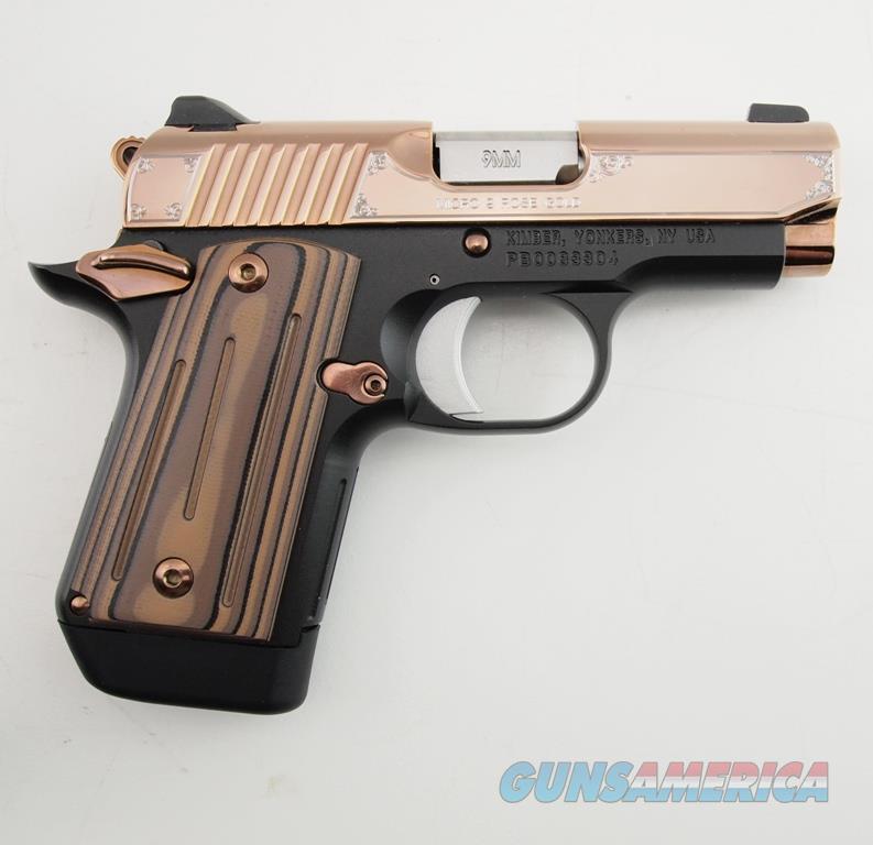 KIMBER MICRO 9 ROSE GOLD 9MM WBox