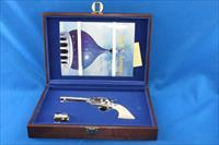 "Colt ""Armory Model"" SAA .45 ACP with presentation case"