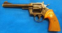 COLT OFFICERS MODEL MATCH 38 SPL (MFG 1953)