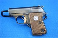 Colt/Astra Junior Mfg 1960