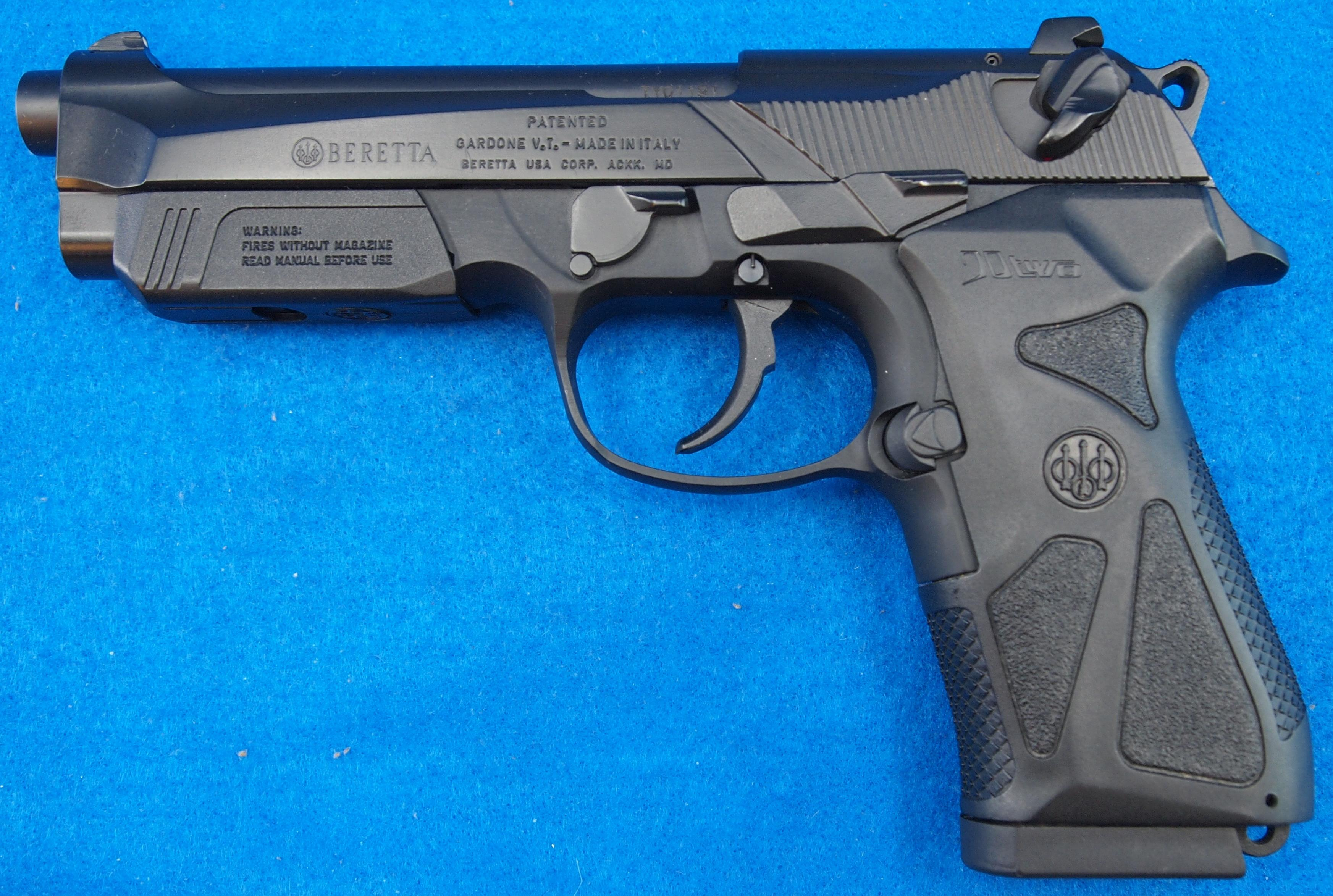 Beretta 90 Two 40 S Amp W Semi Auto For Sale