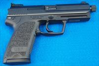 HECKLER & KOCH USP TACTICAL 9MM