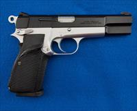 Browning Hi-Power Practical MFG 1993 Belgium 9MM