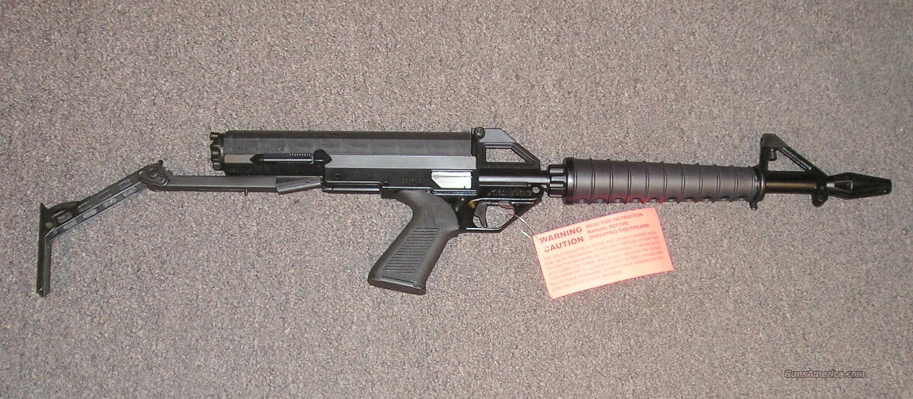 Calico M100 22 Long Rifle HI-CAP - YouTube