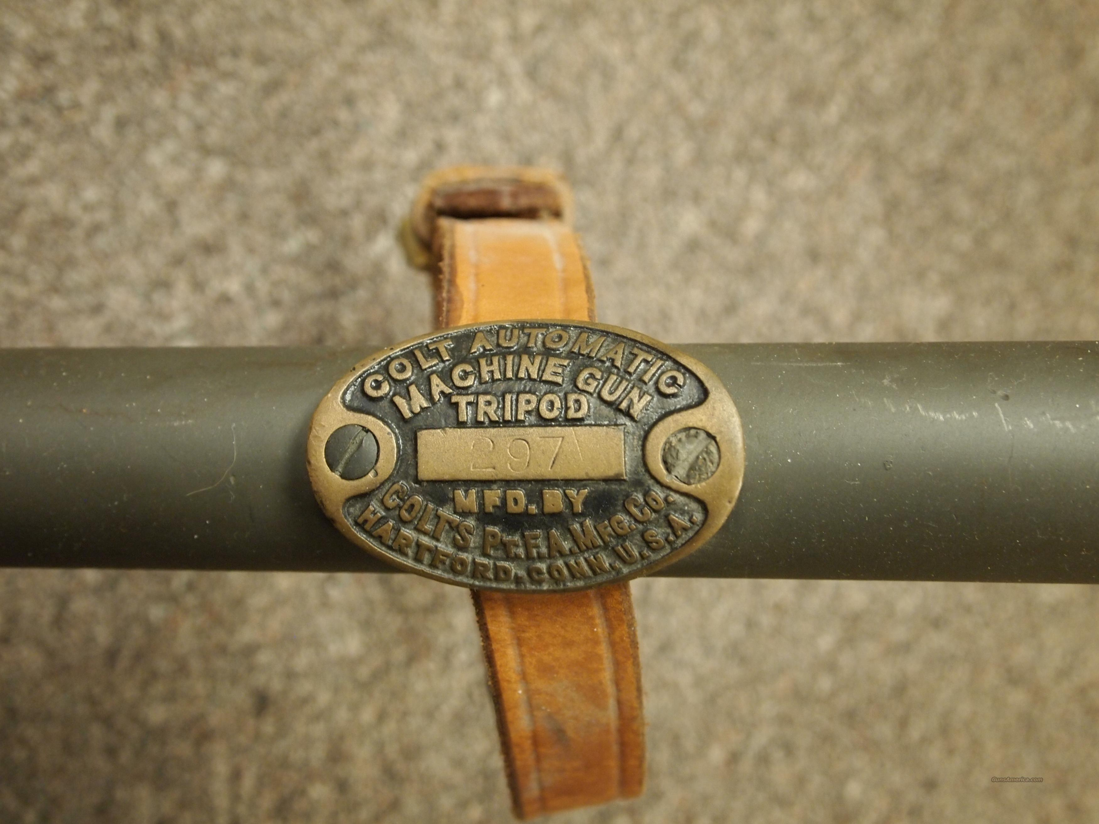 Finish Line Auto Sales >> Ohio Ordnance Works 1928 Browning Water Cooled ... for sale