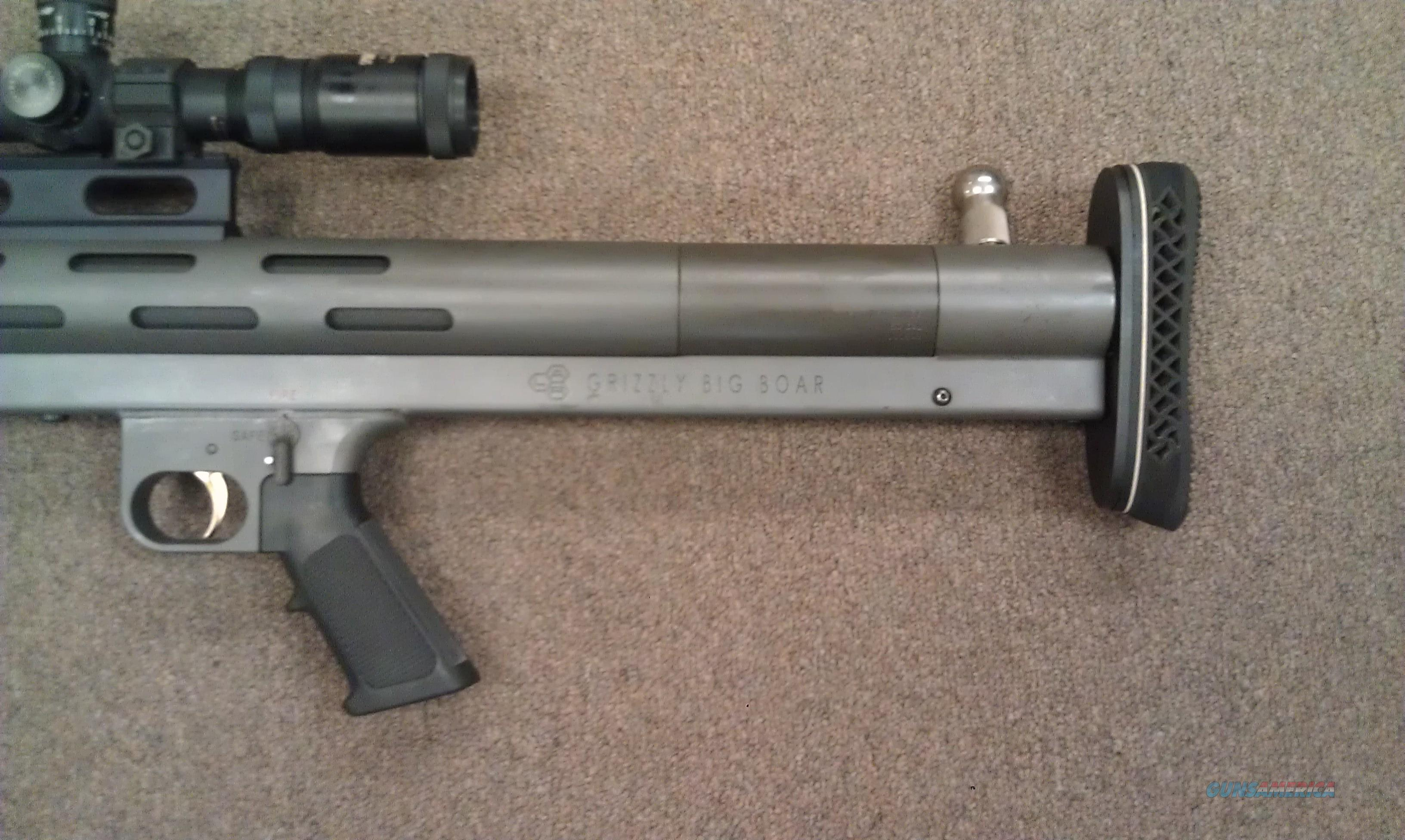 Lar Grizzly Match 50 Bmg For Sale