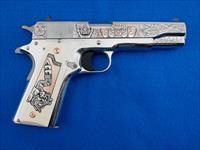 Colt Rose Gold Mexican Heritage Limited Edition .38 Super TALO NIB