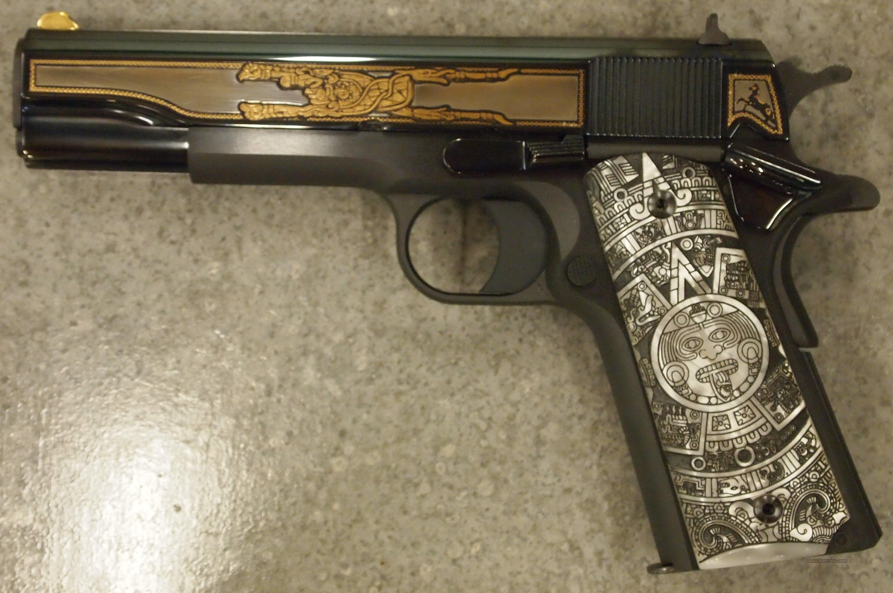 Similiar Gold 38 Keywords Diagram Colt 1911 Cup Lzk Gallery Aztec Super For Sale