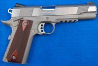 COLT GOVERNMENT MODEL STAINLESS .45 ACP MODEL O1070RG