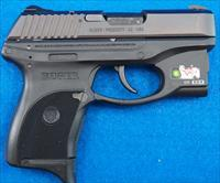 RUGER LC9-GREEN LASER 9MM