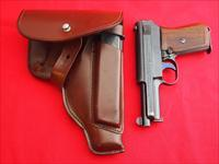 Mauser Model 1934 Pocket Pistol .32 ACP (7.65mm),