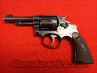 S&W 32-20 HAND EJECTOR MODEL OF 1905