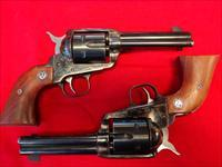 Ruger old model vaquero -consecutive pair- 357 mag
