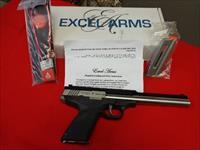 EXCEL ARMS , MP - 22 IN 22 MAGNUM