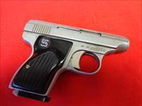 STERLING  25 ACP STAINLESS