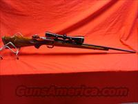 FRED WELLS CUSTOM MAUSER IN 243