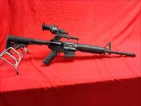 "BUSHMASTER XM15-E2S WITH 11 1/2 "" BARREL WITH FIXED 5 1/2 "" BRAKE"