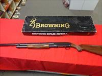 BROWNING MODEL 12 IN 20 G , GRADE I