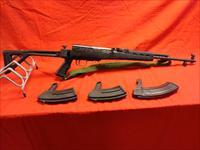 CHINESE SKS WITH DETACHABLE MAGS AND FOLDING STOCK