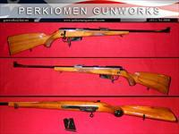 KKL-HO Sporter in .22 Hornet, Like New 1971 gun!!
