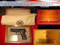 226 Jubilee 9MM Limited Edition 125th Anniversary w/case - unfired