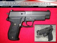 P226 NAVY 9MM, Used in 97-98% condition!