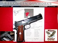 "Hackathorn Special, 45acp, 5"" w/OPTIONS - NEW"