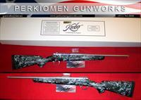 "84M Adirondack Super Light Bolt Rifle in 7MM-08, 18"" bbl, NIB"