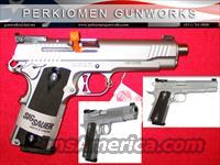 "1911 Match Elite Stainless, .40 S&W, 5"", New in Box."