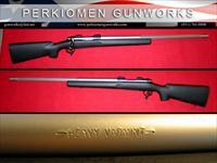 "M-70 SA Heavy Varmint, .243 Win, 26"" Fluted SS bbl, H_S Stock, Excellent"