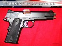 "Custom II w/Night Sights, 45acp, 5"", New in Box."