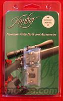 Kimber 84M or 84L Stainless Steel Scope Bases