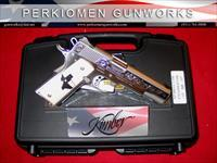 "Stainless II (Texas Edition), 45acp, 5"", New in Box SERIAL # 31 of 500!!"